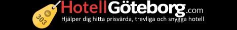 HotellGöteborg.com banner