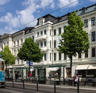 Ökande turism i Göteborg