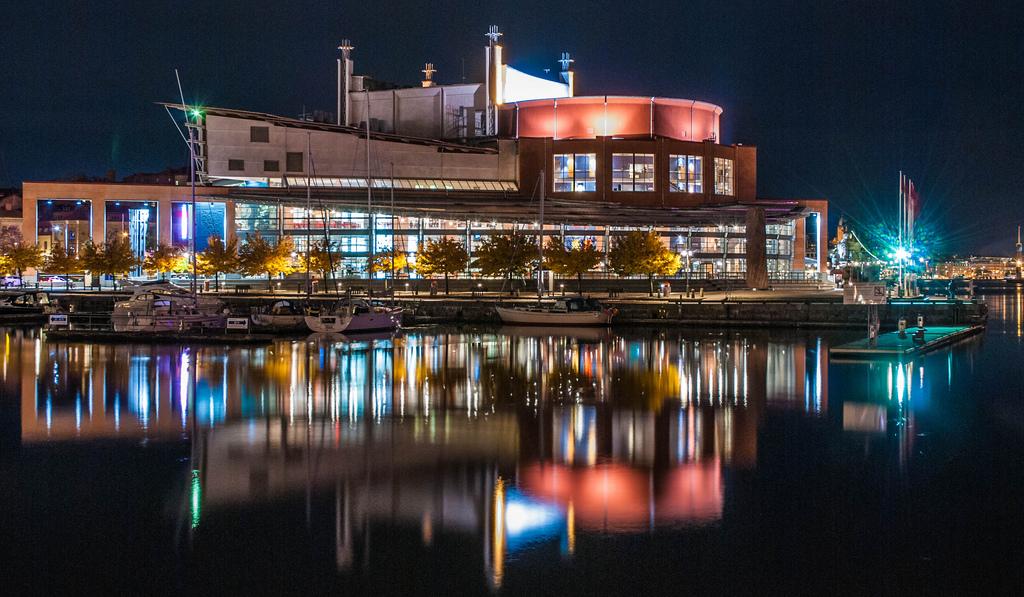 Besök GöteborgsOperan!