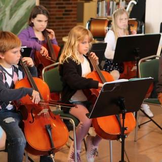 Kulturnatta bjuder bland annat på musik!