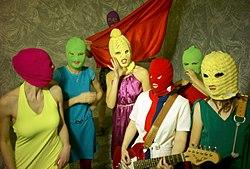 Missa inte Pussy Riot på Liseberg i sommar!