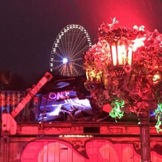 Missa inte årets Halloween på Liseberg!