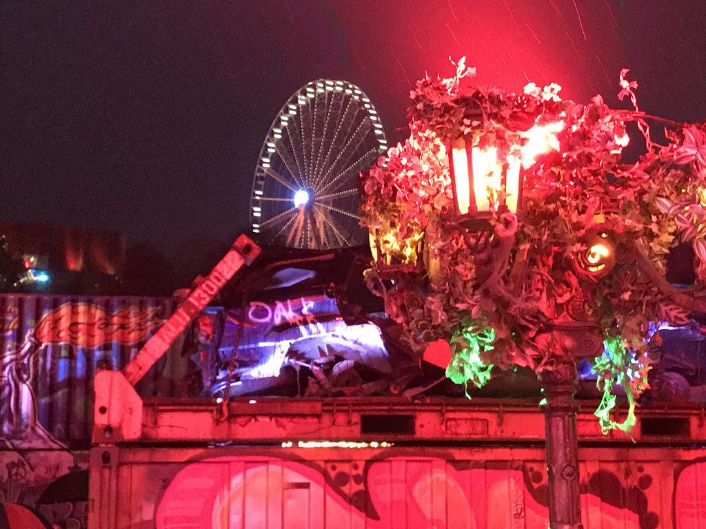Gör er redo för årets Halloween på Liseberg!