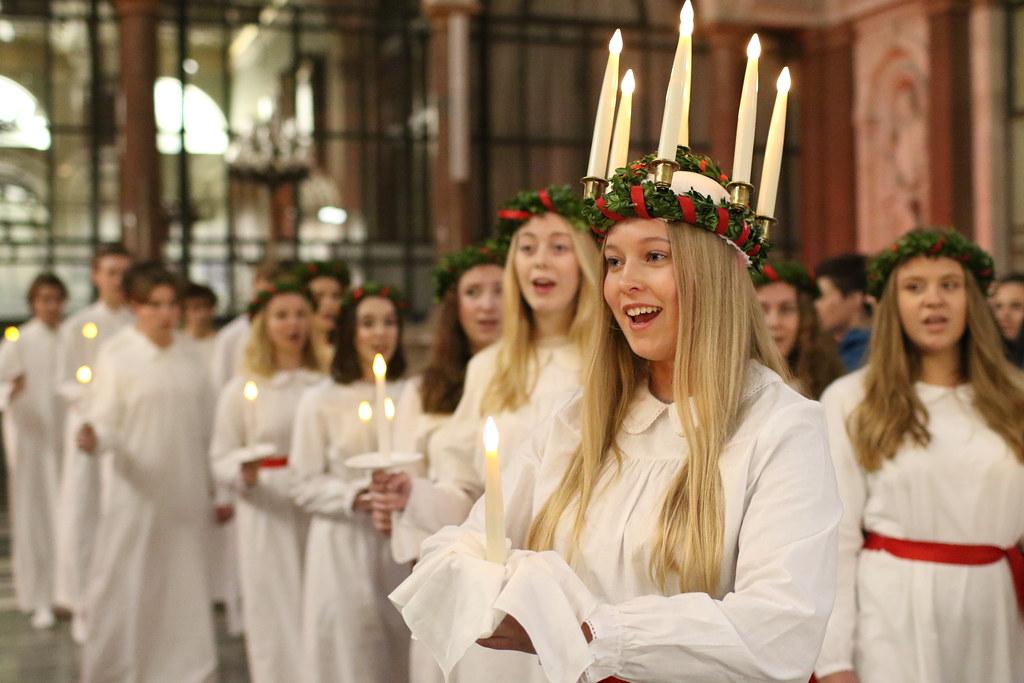 Se Lucia i Göteborg