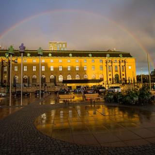 Clarion Hotel Post är ett av alla hotell som ägs av Stordalen