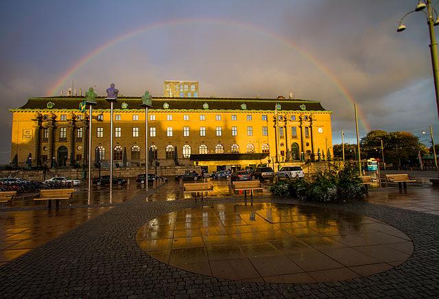 Göteborg får skyskrapa med hotell