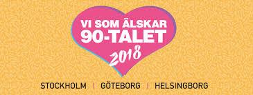 Vi som älskar 90-talet återvänder till Göteborg