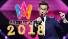 Melodifestivalen 2018 ligger runt hörnet!
