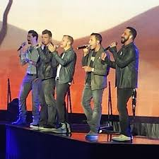 Backstreet Boys till Scandinavium maj 2019