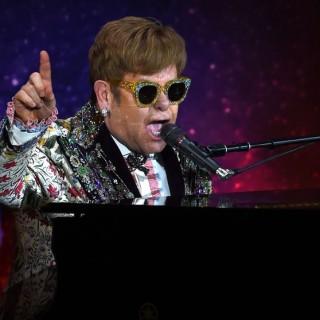 Elton John kommer till Scandinavium!