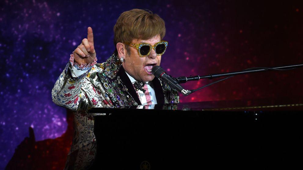 Elton John tar avsked med turné
