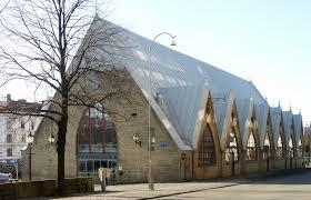 Historiska byggnader och modern design