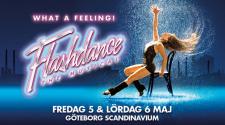 Flashdance kommer till Göteborg och Scandinavium nästa år