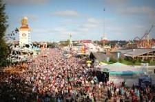 Gå på festival