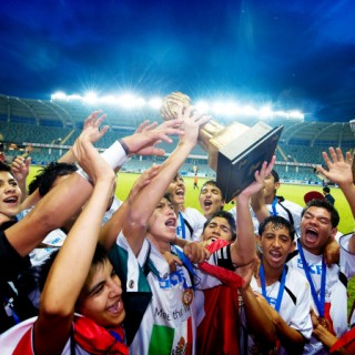 Unga talanger från hela världen kommer till Gothia Cup. Foto: Creative Commons