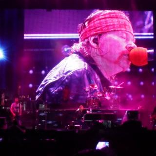 Guns N' Roses kommer tillbaka till Sverige