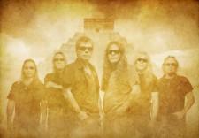 Iron Maiden flyger in till Ullevi på fredag. Foto: Got Event