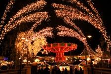 Jul på Liseberg är ett populärt inslag i Julstaden Göteborg