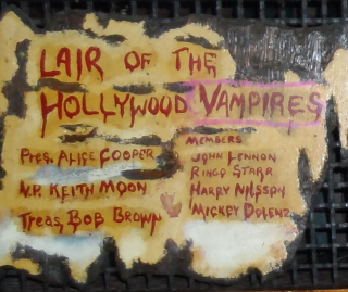 Missa inte Hollywood Vampires på Liseberg i sommar