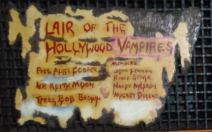 Hollywood Vampires till Göteborg