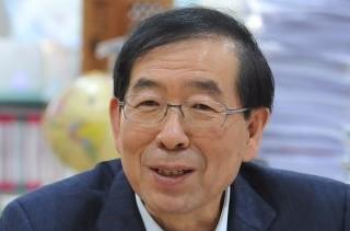 Seouls borgmästare Park Won Soon tilldelas Göteborgspriset för hållbar utveckling