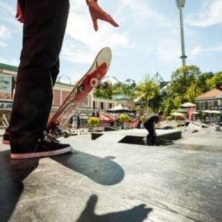 Skate på Liseberg är tillbaka för femte året