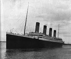 Se en utställning om Titanic