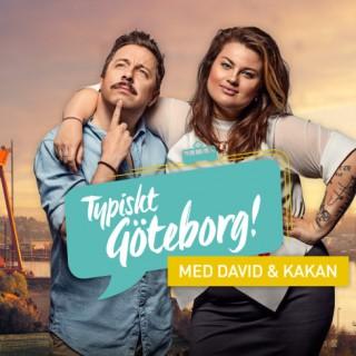 Det nya radarparet David och Kakan upptäcker Göteborg