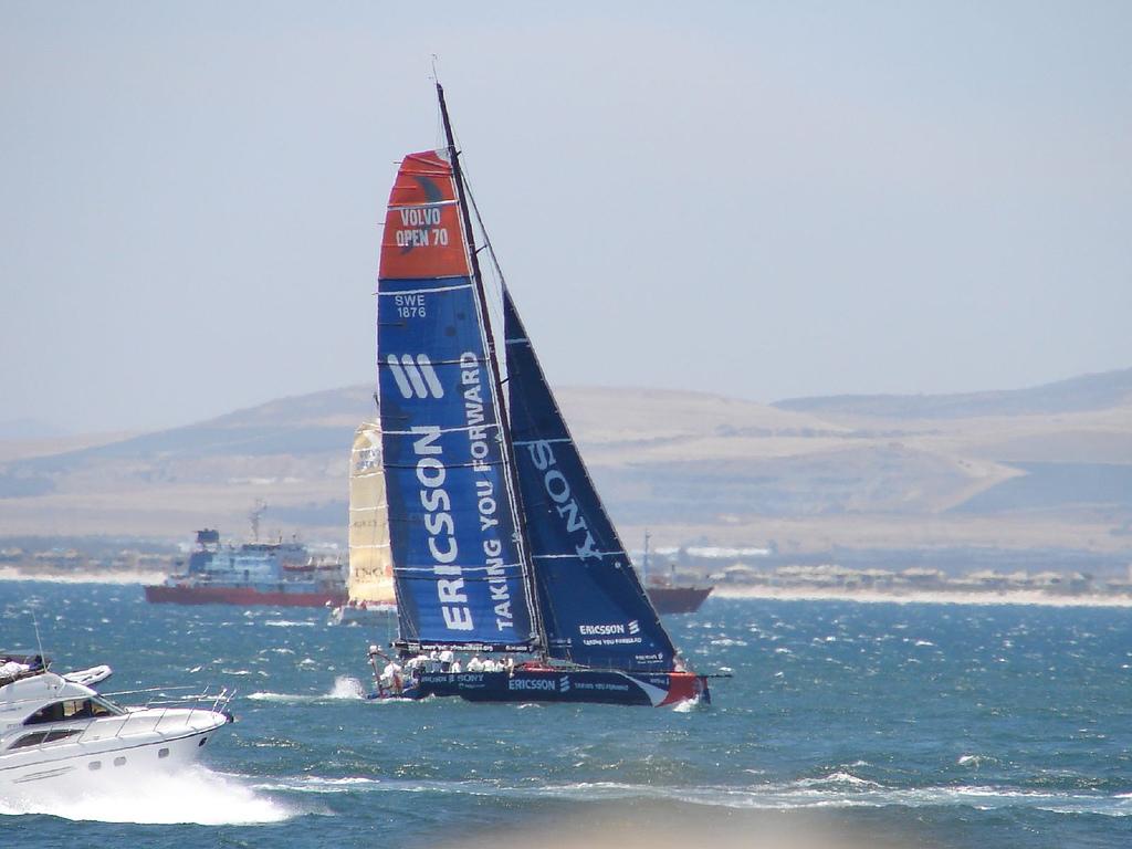 Missa inte Volvo Ocean Race