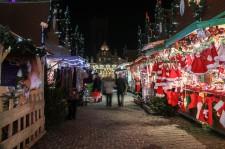 Gå på julmarknad i Göteborg