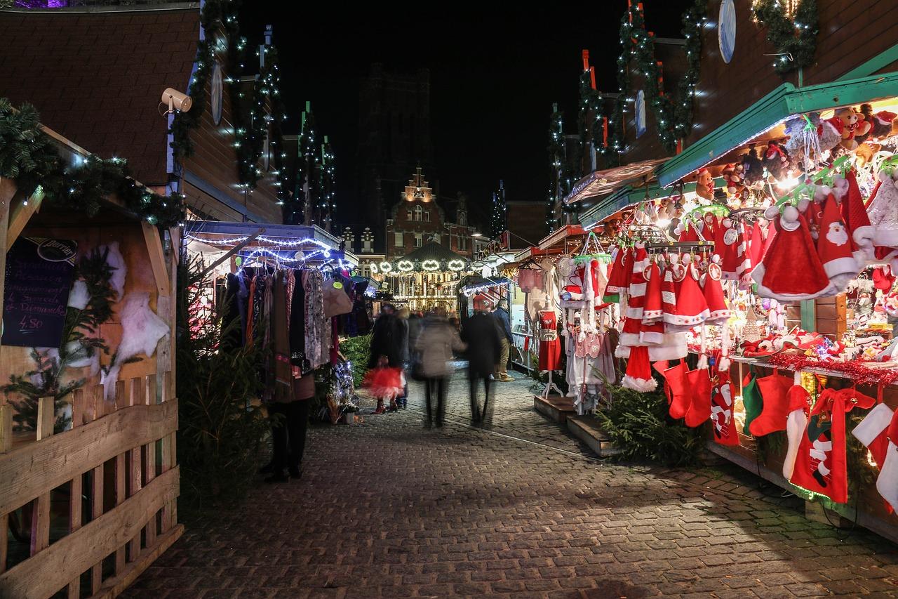 Julmarknader i Göteborg med omnejd