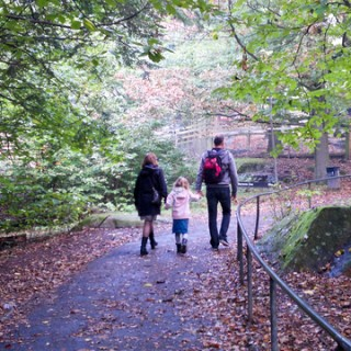 Göteborg Blues Festival äger rum i Slottsskogen där det även finns mycket att göra för hela familjen