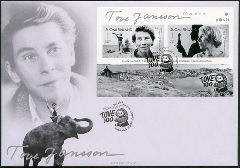Besök utställningen om Tove Jansson på Göteborgs Konstmuseum