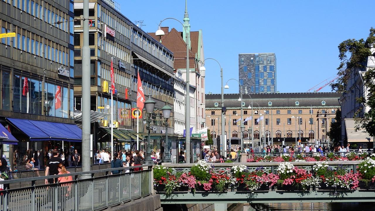 Sommarlov i Göteborg