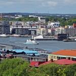 Sommarskoj i Göteborg