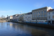 Besök Göteborg i januari