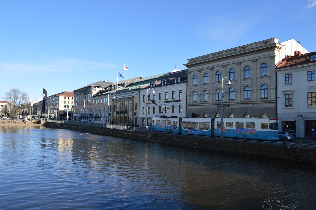 Vad sker i Göteborg i januari 2020?