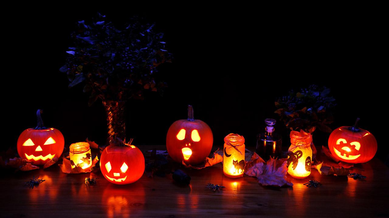 Besök Liseberg under halloween!