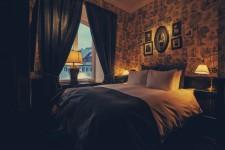 Claissique rum på Hotel Pigalle  i Göteborg