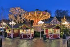 Julfirande på Liseberg