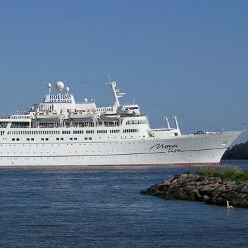 MS Mona Lisa fartyg M/S Kungsholm som hotell i Göteborg - Copyright (c) Kalle Id
