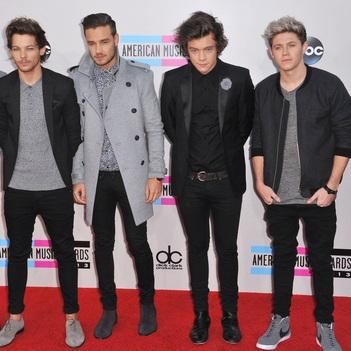 One Direction konsert på Ullevi i Göteborg