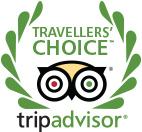TripAdvisors Travellers choice utnämning 2015