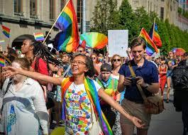 Delta i West Prides parad!